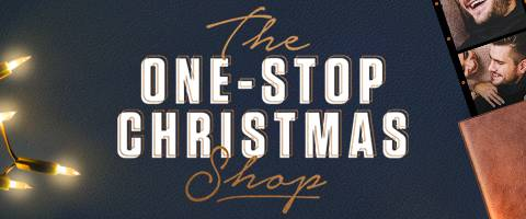 Christmas strip banner