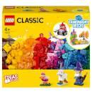 LEGO Classic: Creative Transparent Bricks Medium Set (11013)