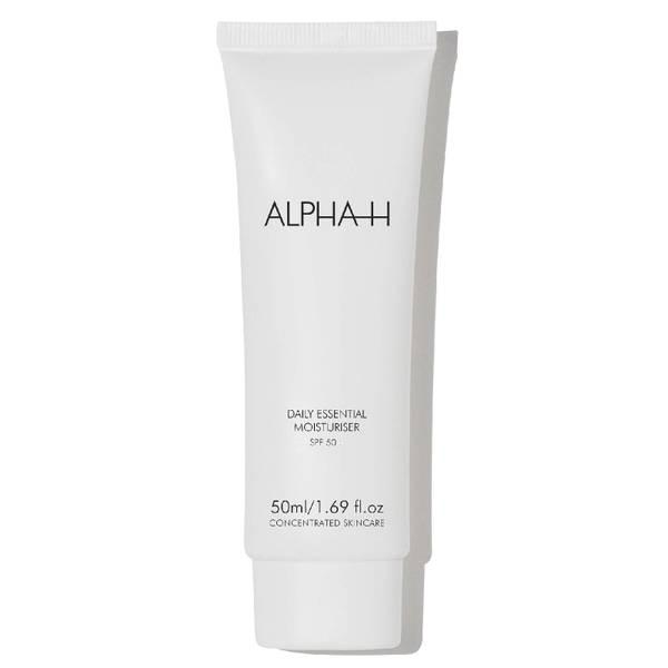 Alpha-H Daily Essential Moisturiser Spf50+ (50ml)
