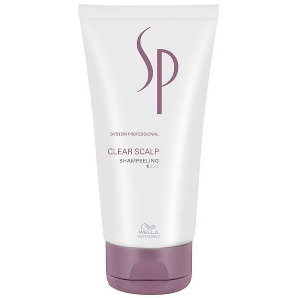Wella Professionals Care SP Clear Scalp Shampeeling 150ml