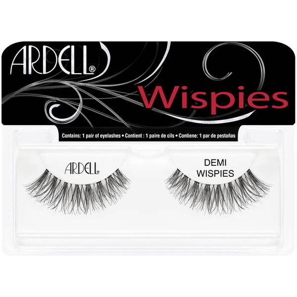 Ardell Invisibands Lashes - Demi Wispies (Black)