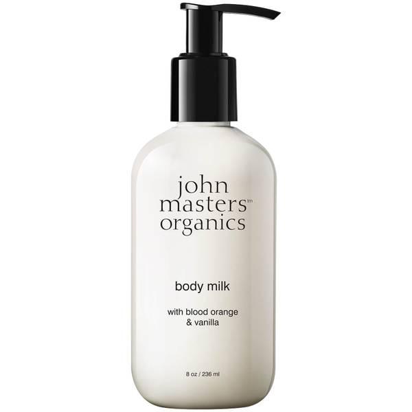 John Masters Organics Body Milk with Blood Orange & Vanilla 236ml