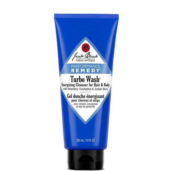 Jack Black Turbo Wash Energising Hair & Body Cleanser 295ml