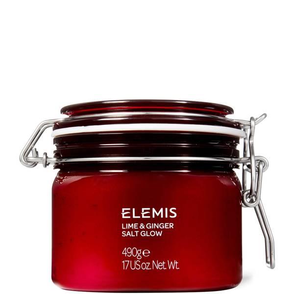 Exótico Salt Glow Lima e Gengibre da Elemis(490 g)