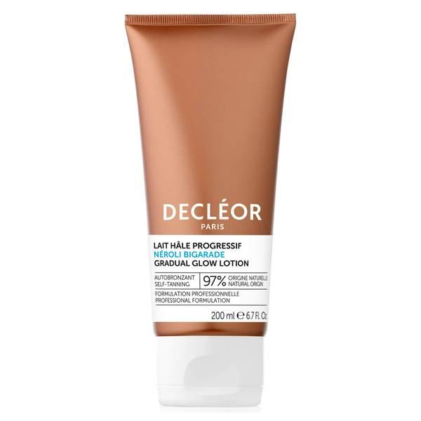 Lait corporel hydratant Gradual Glow Aroma Confort DECLÉOR (250 ml)