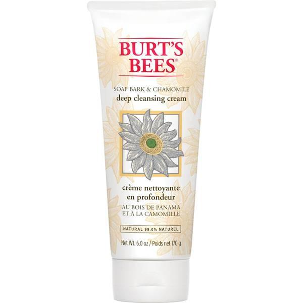 Burt's Bees Soap Bark & Kamille Deep Cleansing Cream (170 g)