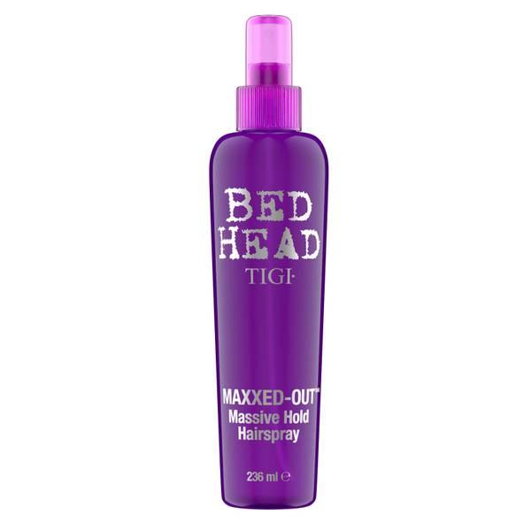 Spray tenue forte Tigi Bed Head Maxxed Out (236ml)