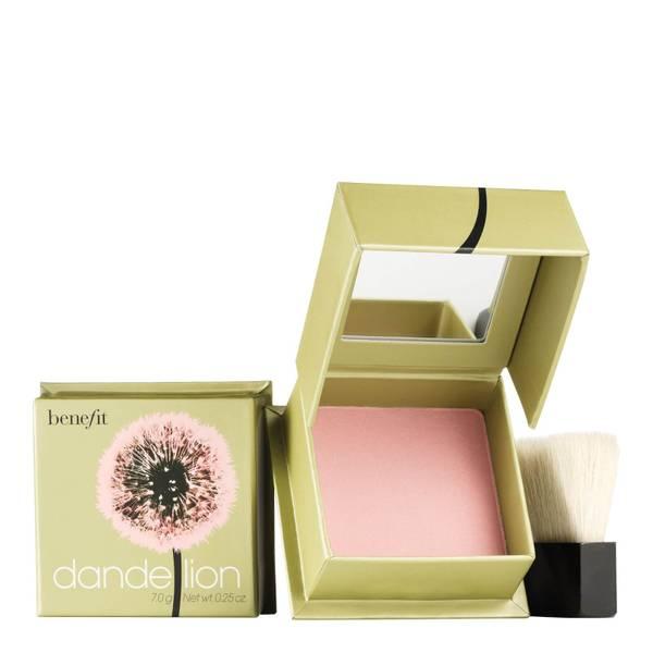 benefit Dandelion Ballerina Pink Blush & Brightening Face Powder
