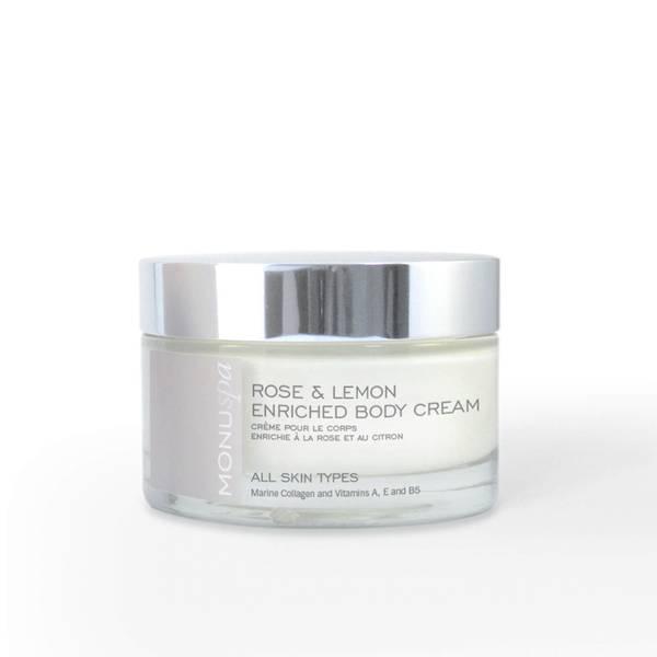 Enriched Body Cream de MONUspa 180 ml