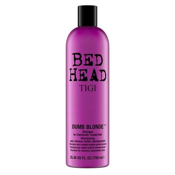Tigi Bed Head Dumb Blonde Shampoo szampon do włosów blond 750 ml