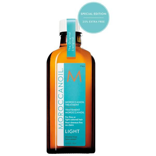 Moroccanoil Treatment Light 125ml (25% Extra Free)