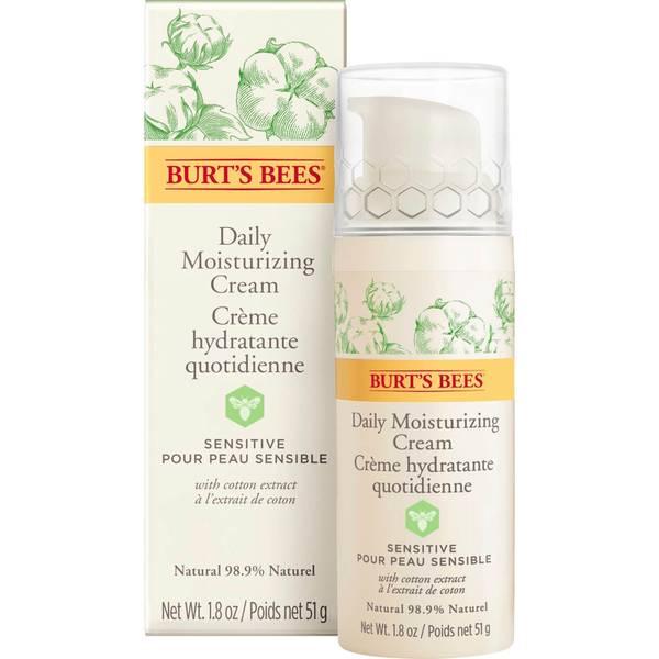 Burt's Bees Sensitive täglich feuchtigkeitsspendende Creme 50g