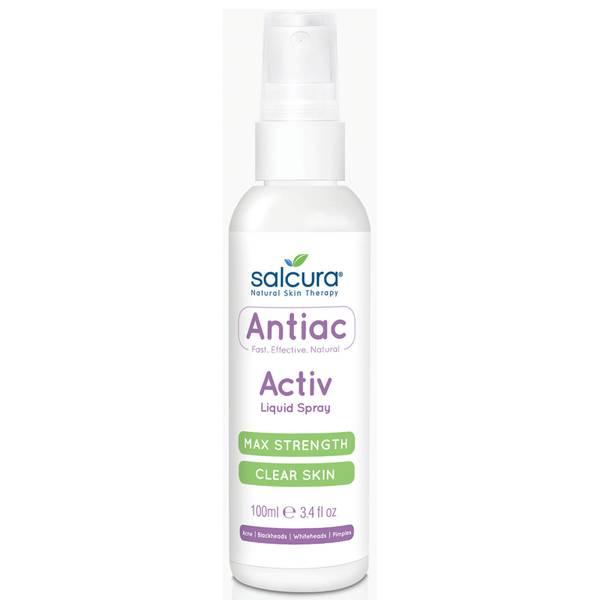 Salcura Antiac Acne Clearing Active Liquid Spray 100ml