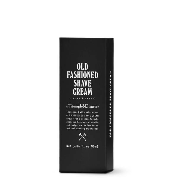 Old Fashioned Shave Cream Tube de Triumph & Disaster 90ml
