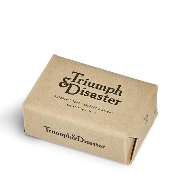 Triumph & Disaster Shearers Soap 130 g