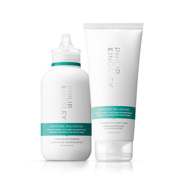 Philip Kingsley Moisture Balancing Combination Duo - Shampoo & Conditioner