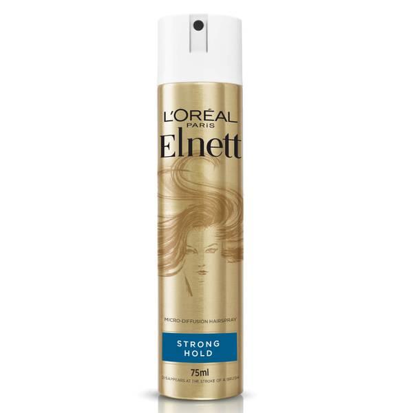L'Oreal Paris Elnett Satin Hairspray - Extra Strength (75 ml)