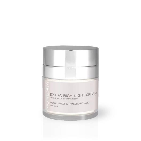Crema de noche extrahidratanteMONU (50 ml)