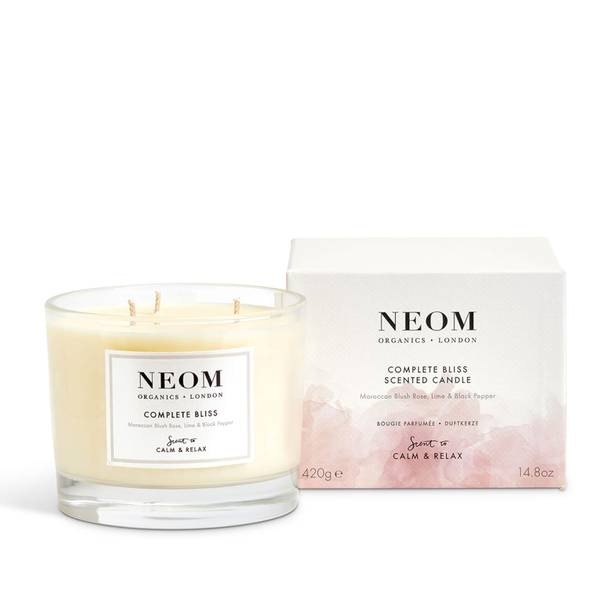 NEOM Organics Complete Bliss Luxus Duftkerze
