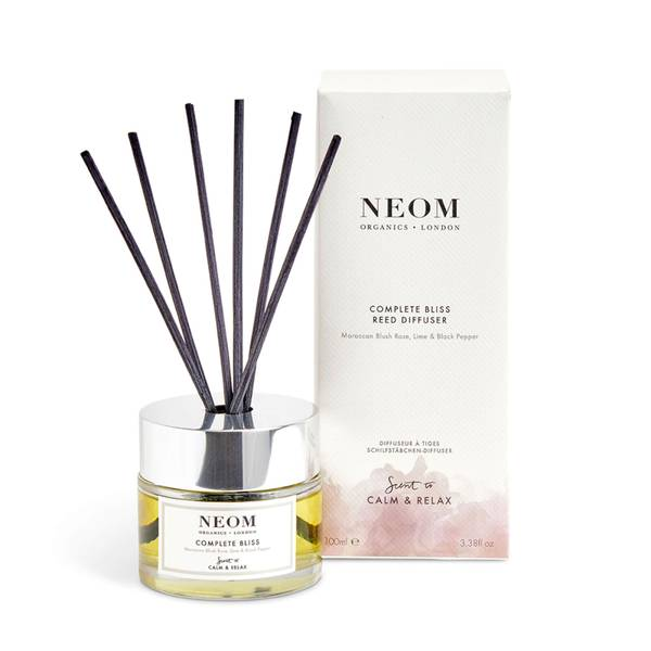 NEOM Organics Reed Diffuser: Complete Bliss (100 ml)