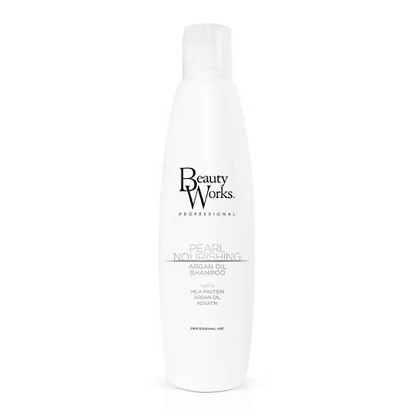Beauty Works Pearl Nourishing Argan Shampoo 250ml