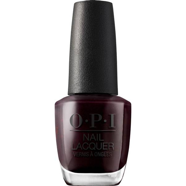 Laque à ongles Classique d'OPI- Midnight in Moscow (15ml)