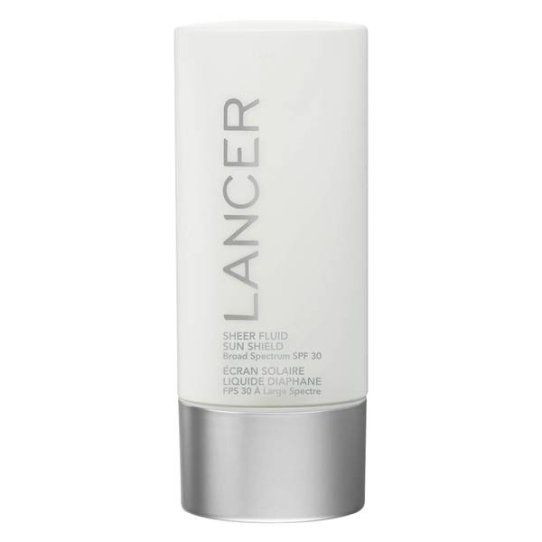 Lancer Skincare Sheer Fluid Sun Shield SPF 30 (60ml)