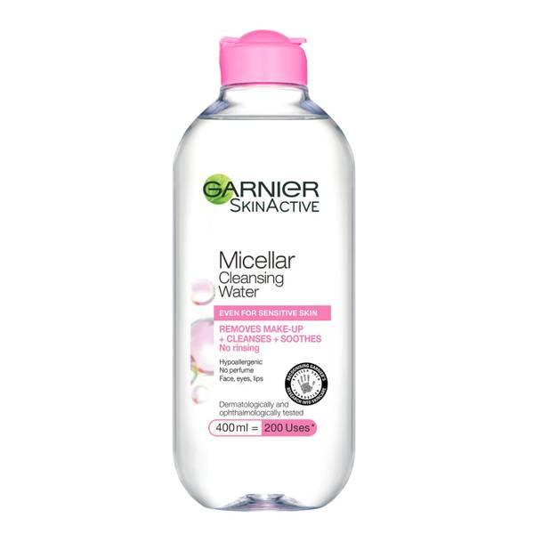 GarnierEau micellaire nettoyantepour la peau (400 ml)