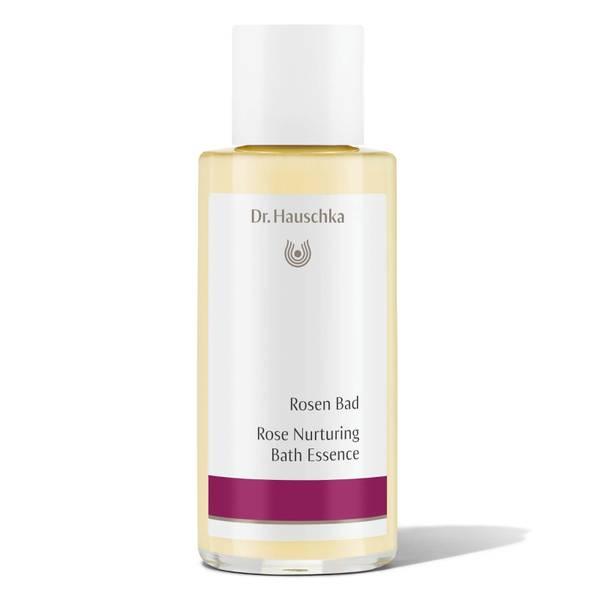 Bain rose nourrissant duDr. Hauschka (100 ml)
