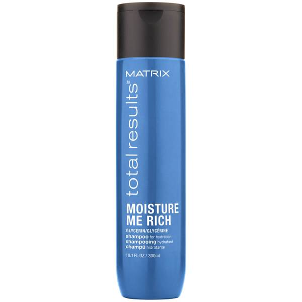 Matrix Total Results Moisture Me Rich Dry Hair Shampoo 300ml