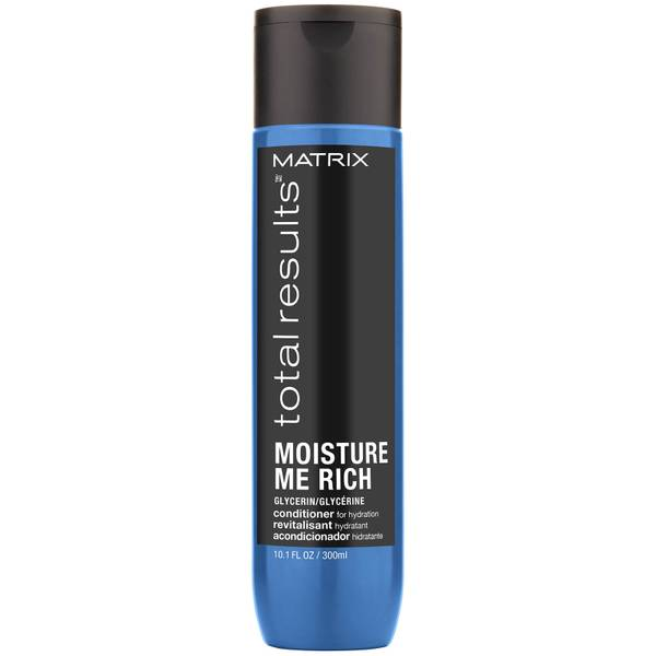 Matrix Total Results Moisture Me Rich Dry Hair Conditioner 300ml