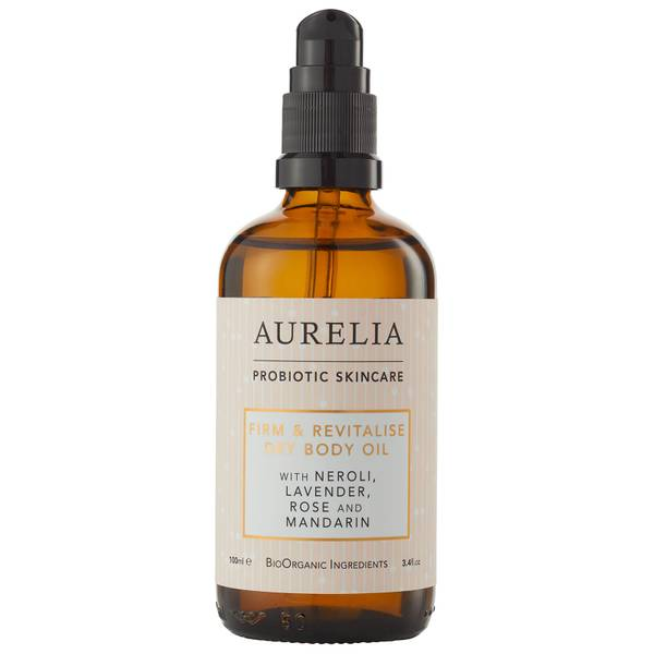 Aurelia London Firm & Revitalise Dry Body Oil 100ml