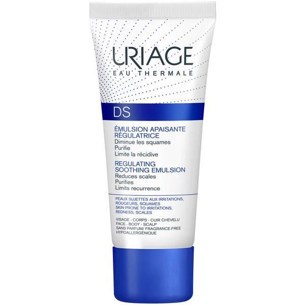 URIAGE D.S. Regulating Soothing Emulsion 1.35 fl.oz