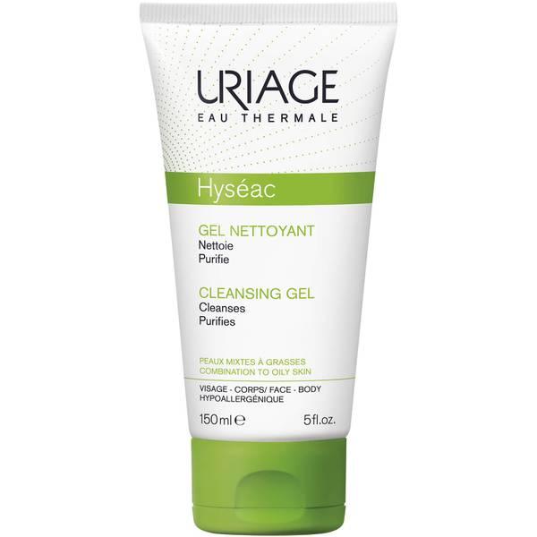Gel démaquillant Uriage Hyséac (150ml)