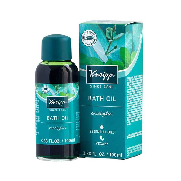 Kneipp Herbal Eucalyptus Bath Oil (100ml)