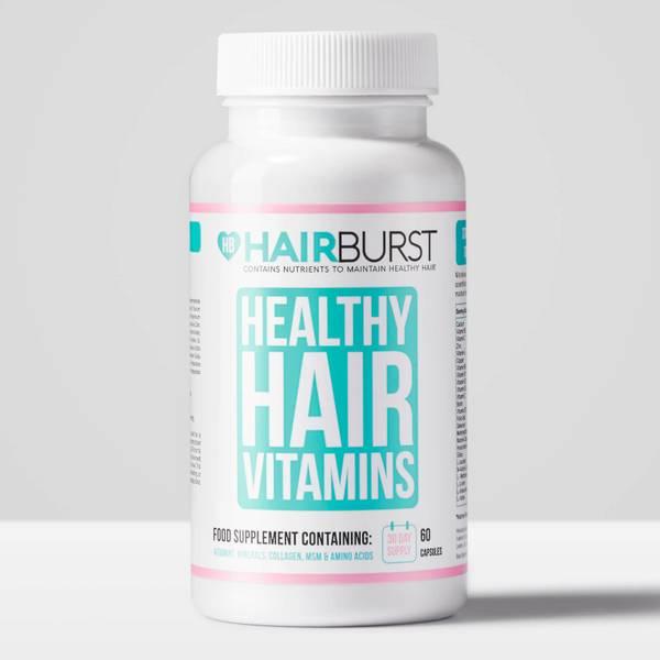 Hairburst vitamine per capelli sani (60 capsule)
