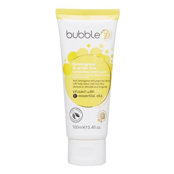 Bubble T 泡沫 T 沐浴啫喱——檸檬香草&綠茶 200ml