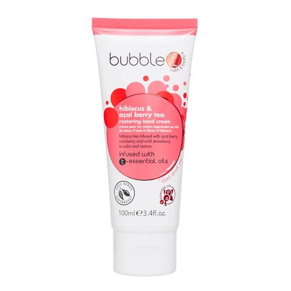 Bubble T Shower Gel - Hibiscus & Acai Berry Tea 200 ml
