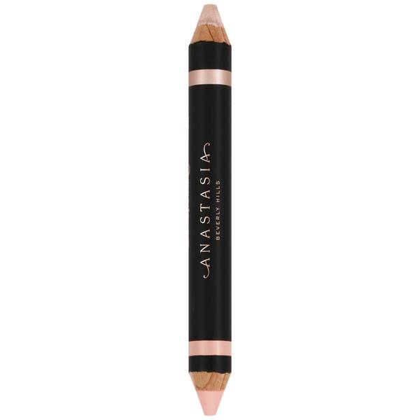 Anastasia Beverly Hills Highlighting Duo Pencil - Matte Camille/Sand Shimmer