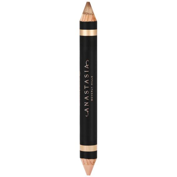 Anastasia Beverly Hills Highlighting Duo Pencil - Matte Shell/Lace Shimmer