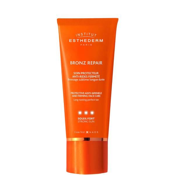 Institut Esthederm Bronz Repair Anti-Wrinkle High Sun Face Protection 50ml