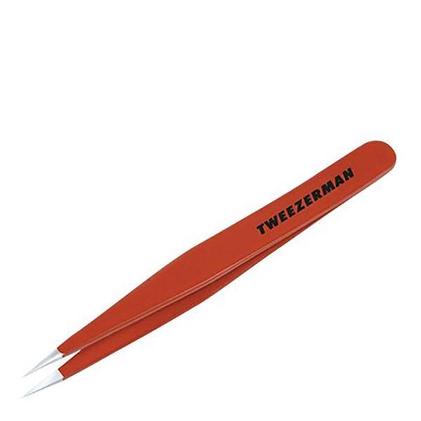 Tweezerman Point Tweezer - Red