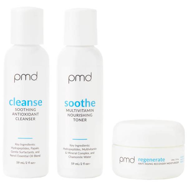 PMD Personal Microderm Daily Cell Regeneration System Starter Kit
