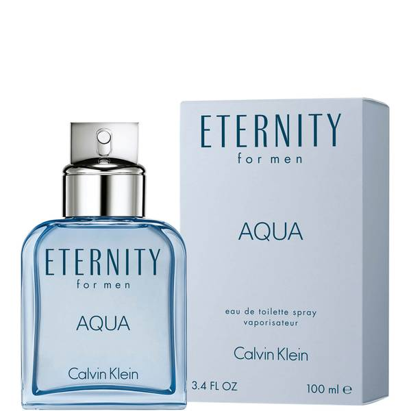 Calvin Klein Eternity for Men Aqua Eau de Toilette Spray