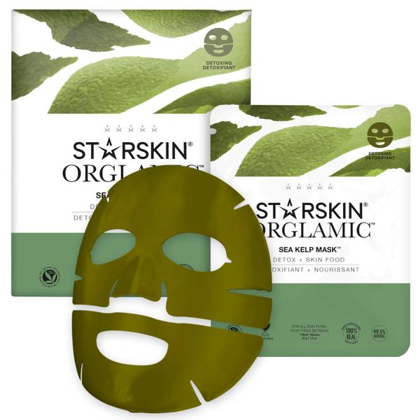 STARSKIN The Master Cleanser - Kelp Mask(스타스킨 더 마스터 클렌저 - 켈프 마스크)