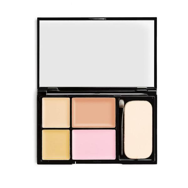 mirenesse Studio Magic Coverall Concealer Palette - Blue/Brown 10g