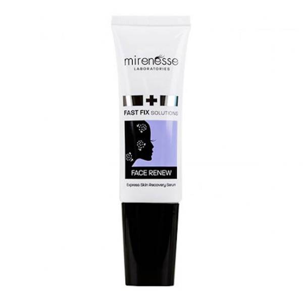 mirenesse Fast Fix Face Renew Express Skin Recovery Serum 40g