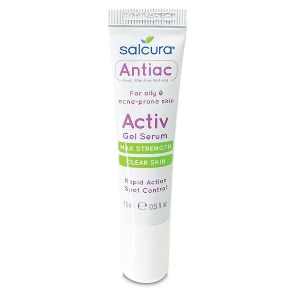 Salcura Antiac Activ Gel Serum (15ml)