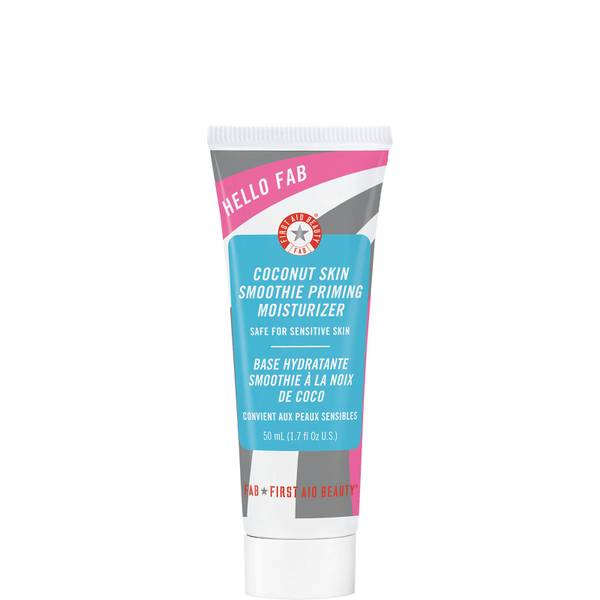 First Aid Beauty Coconut Skin Smoothie Priming Moisturizer
