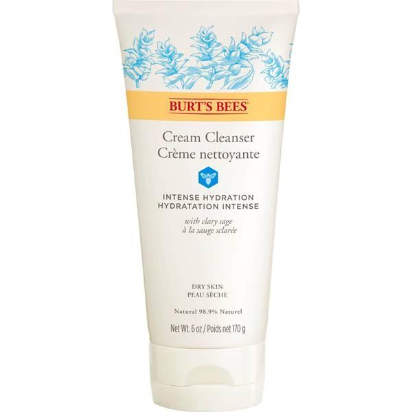 Burt's Bees Intense Hydration Cream Cleanser -puhdistusvoide 170g
